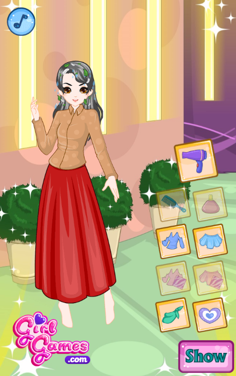 game Fashion maker