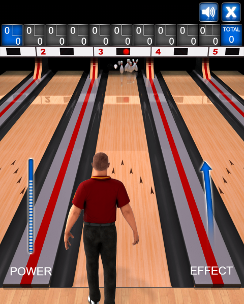 game Classic bowling