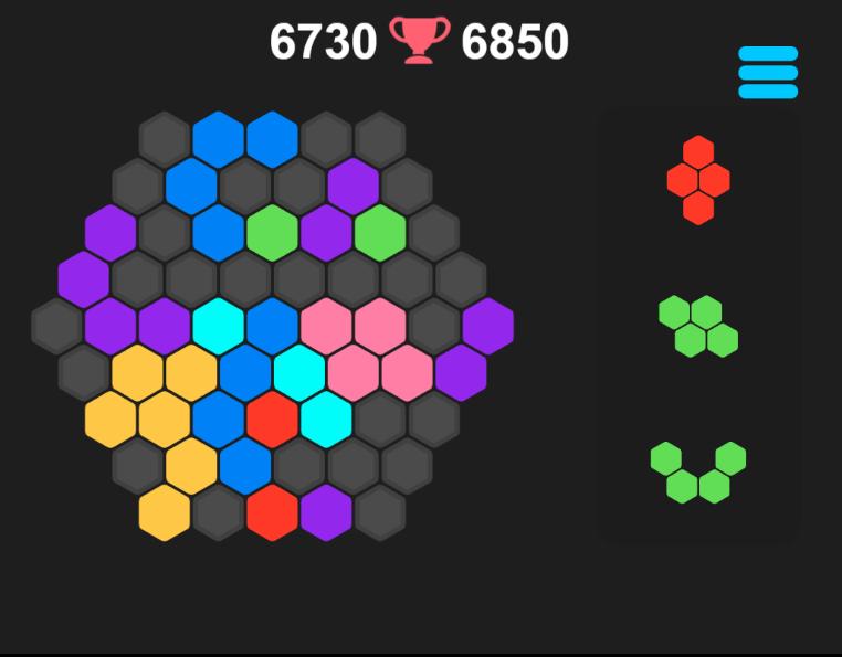 game Hex puzzle