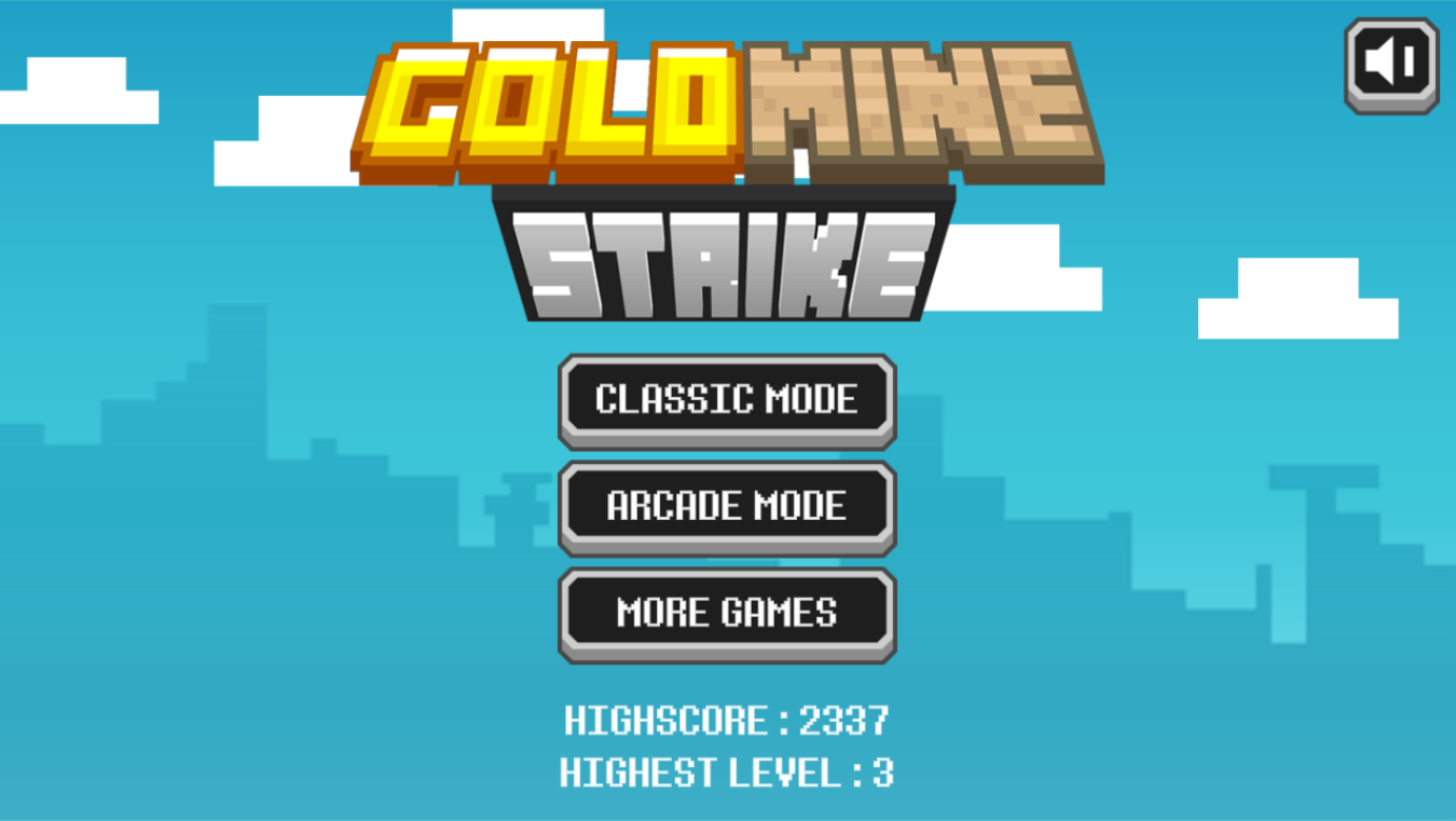 game Gold Mine Strike