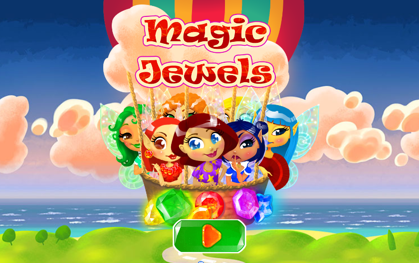 game magic jewels