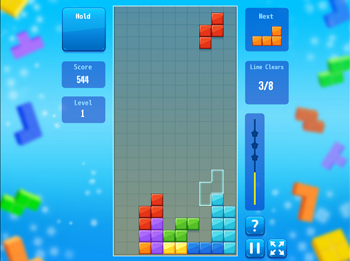 Tetris® Twist game