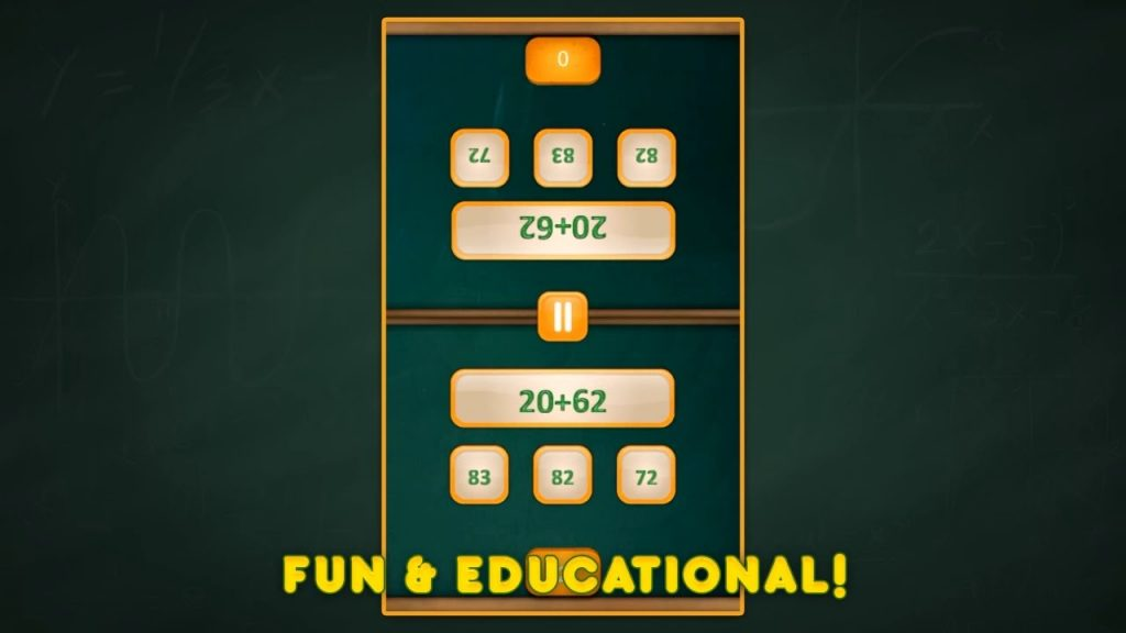 Player math game run 2