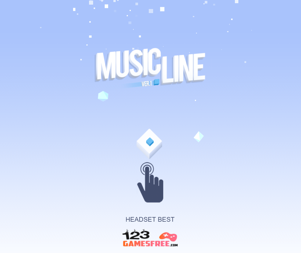 game Musical Line