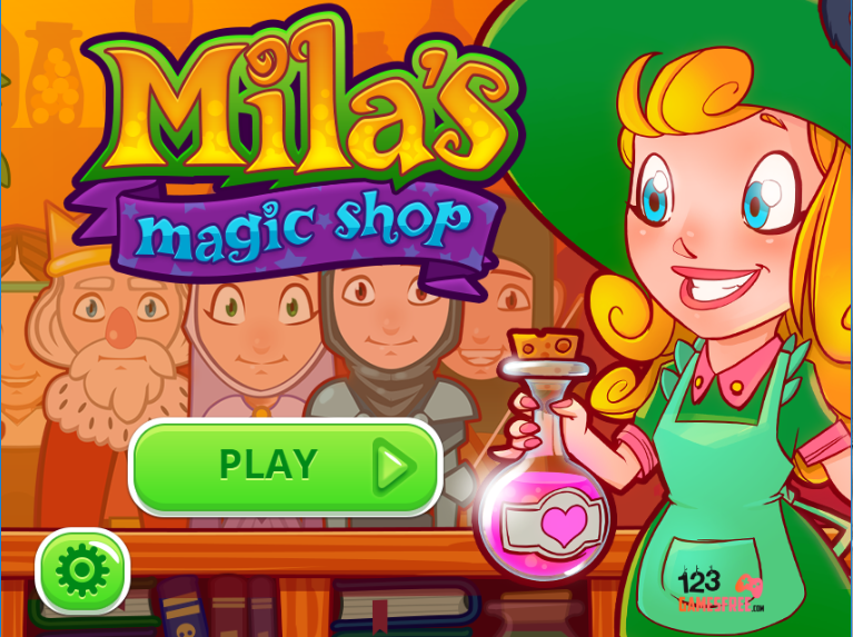 game mali magic shop