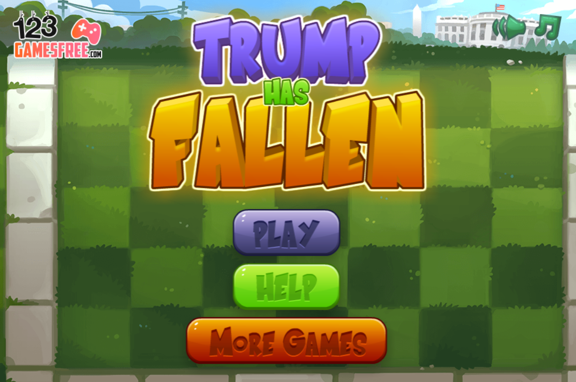game Trump has fallen