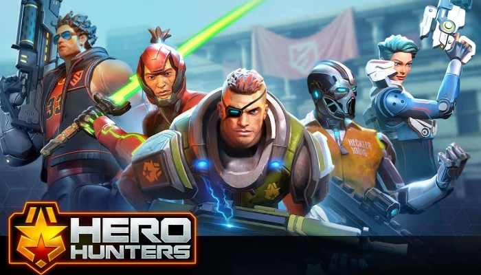 Games Hero Hunters