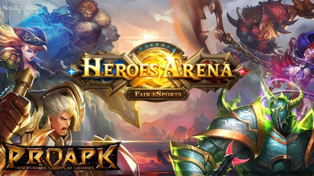 GamesHeroes Arena