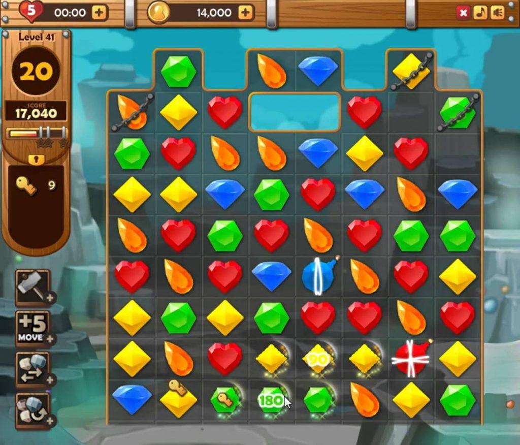 Play pirate jewelsfoolish games