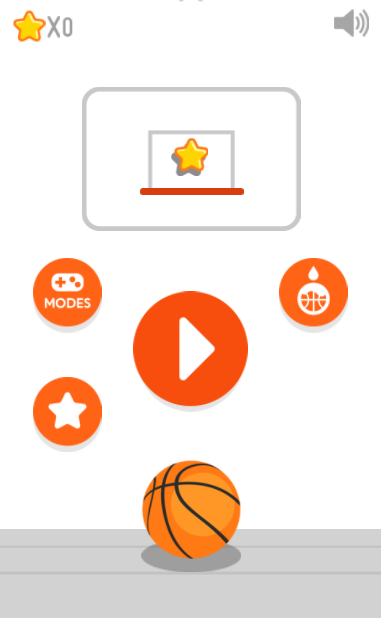 Game Ketchapp Basketball