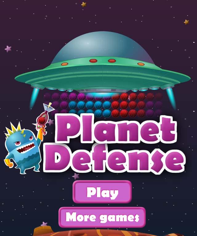 GameBubble Crush: Planet Defense