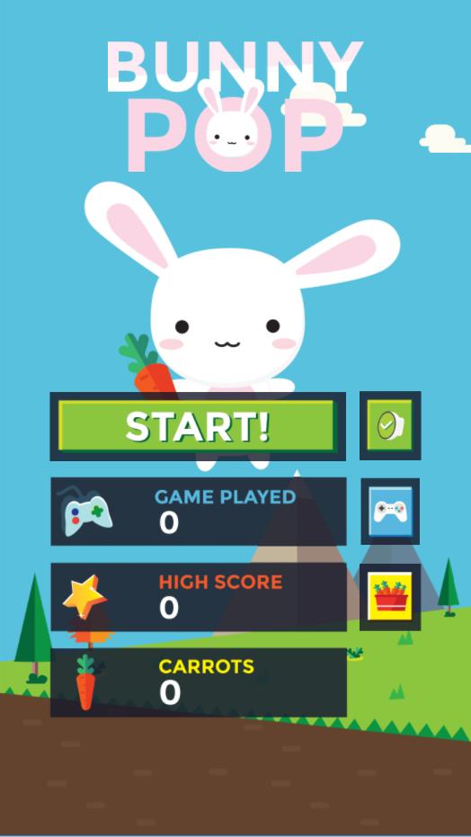 game Bunny pop