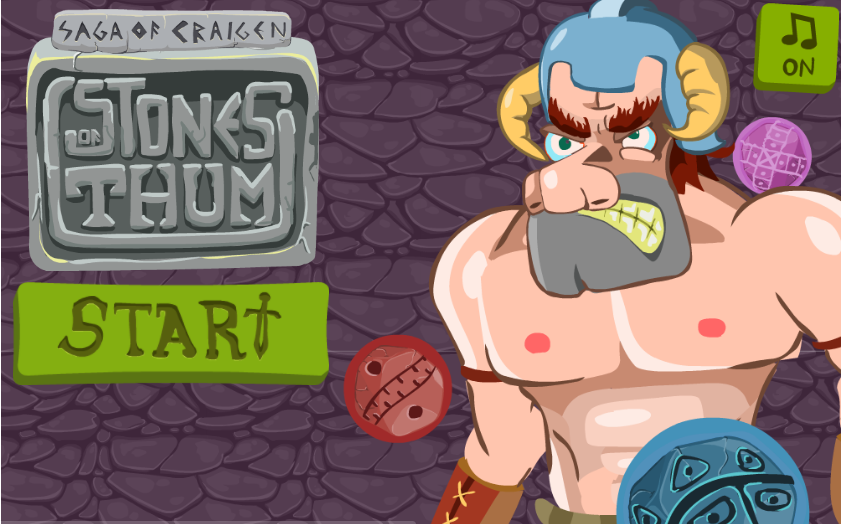 Game Craigen: Stones of Thum