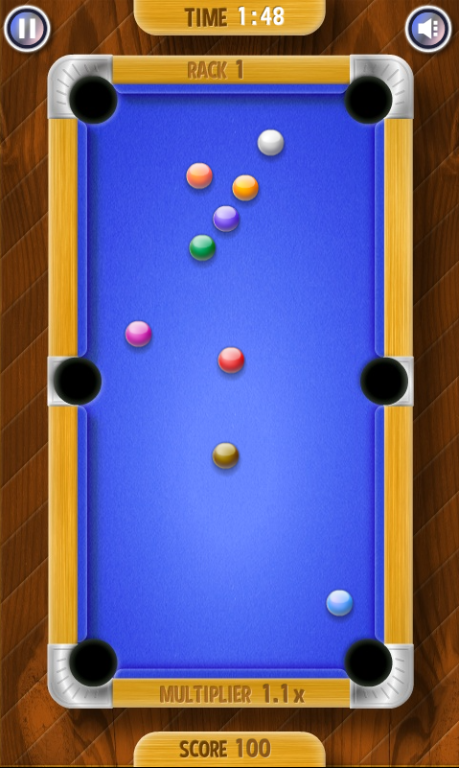game Speed billiards