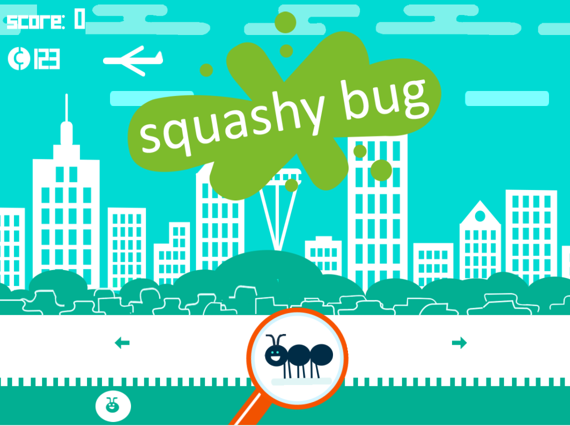 game Squashy bug