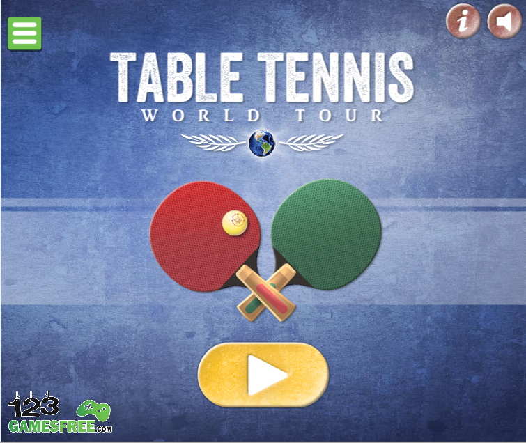 game table tennis world tour