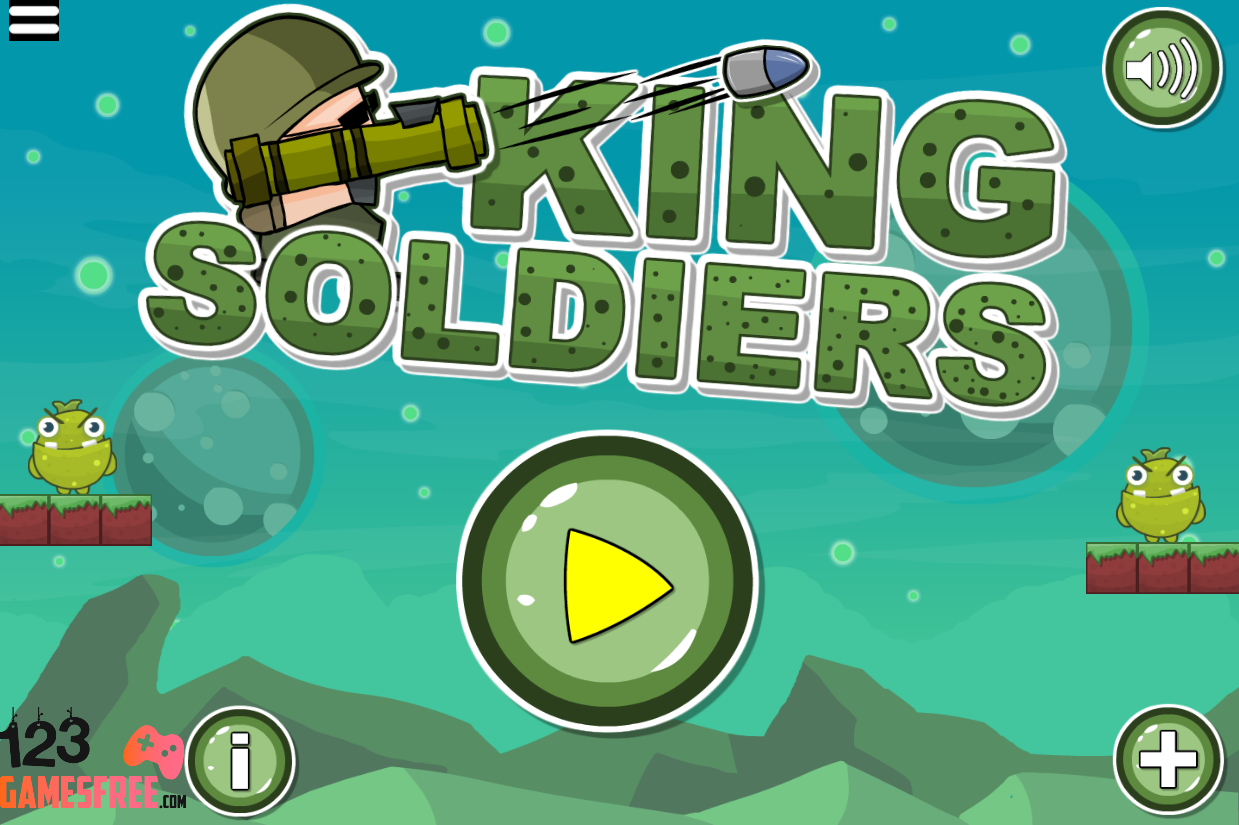 soldier games for free