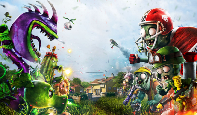 Plants Vs.Zombies: Garden Warfare