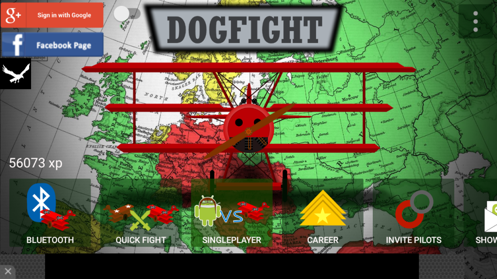 Dogfight evolution
