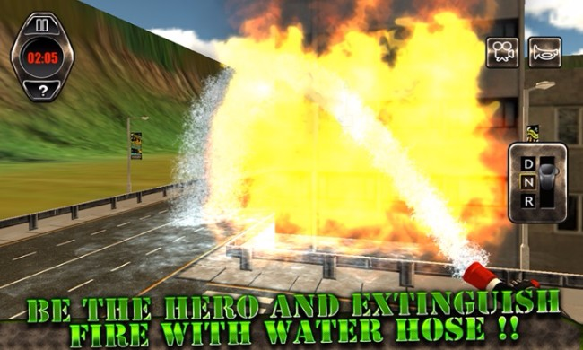 Fire-Truck-Games-Extreme-Rescue-Fire-Truck-3D