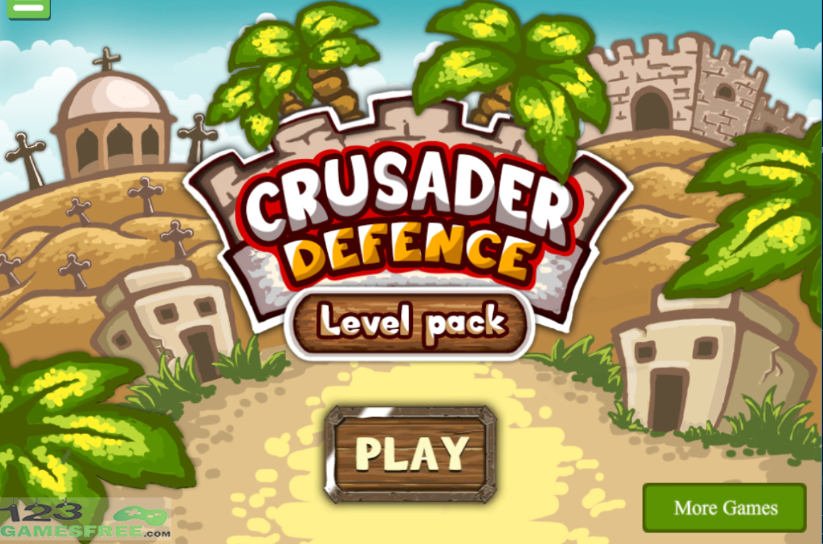 Game Crusader defence 2