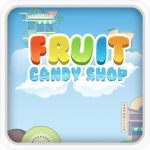 Fruit candy shop