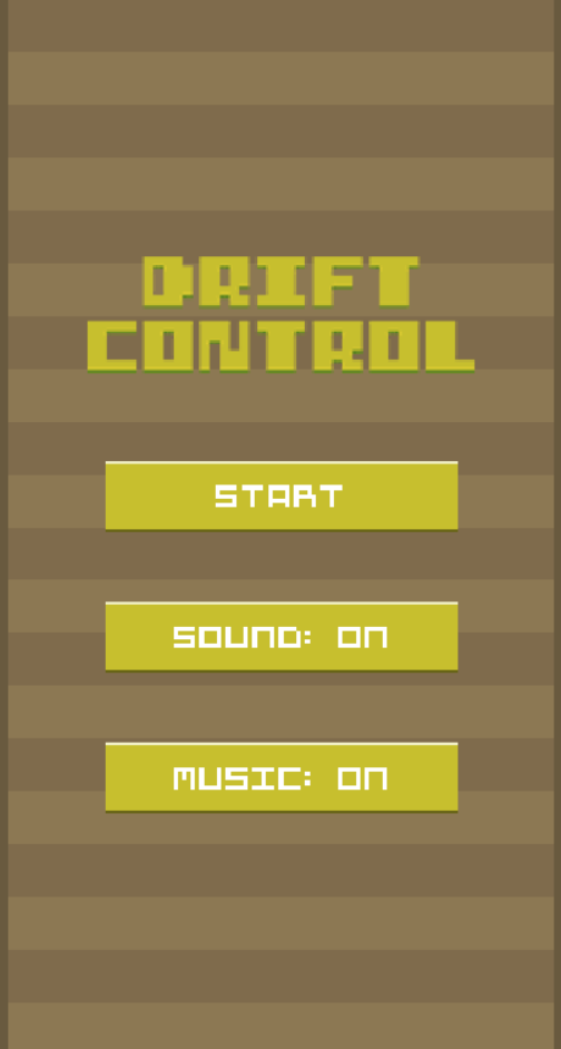 Game Drift control