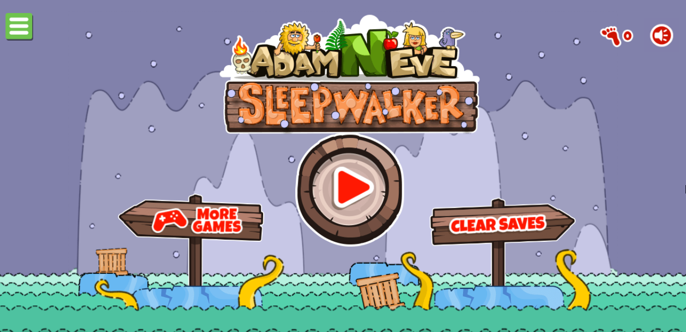 game Adam and Eve: Sleepwalker