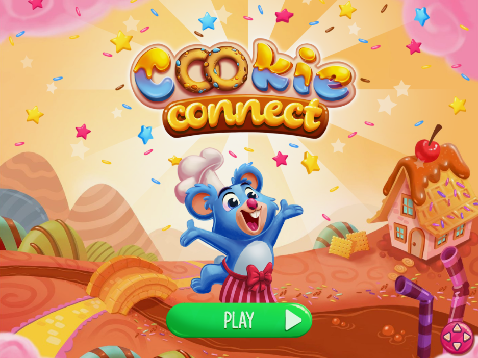 Game Cookie connect