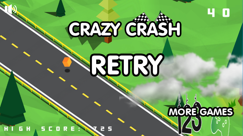 Game Crazy crash