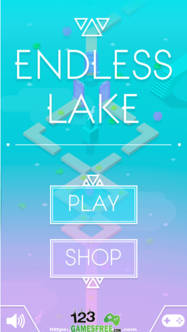 Game Endless Lake