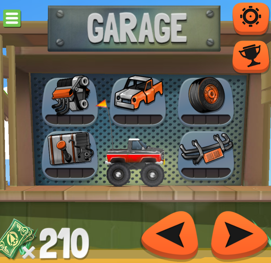 Endless truck car games