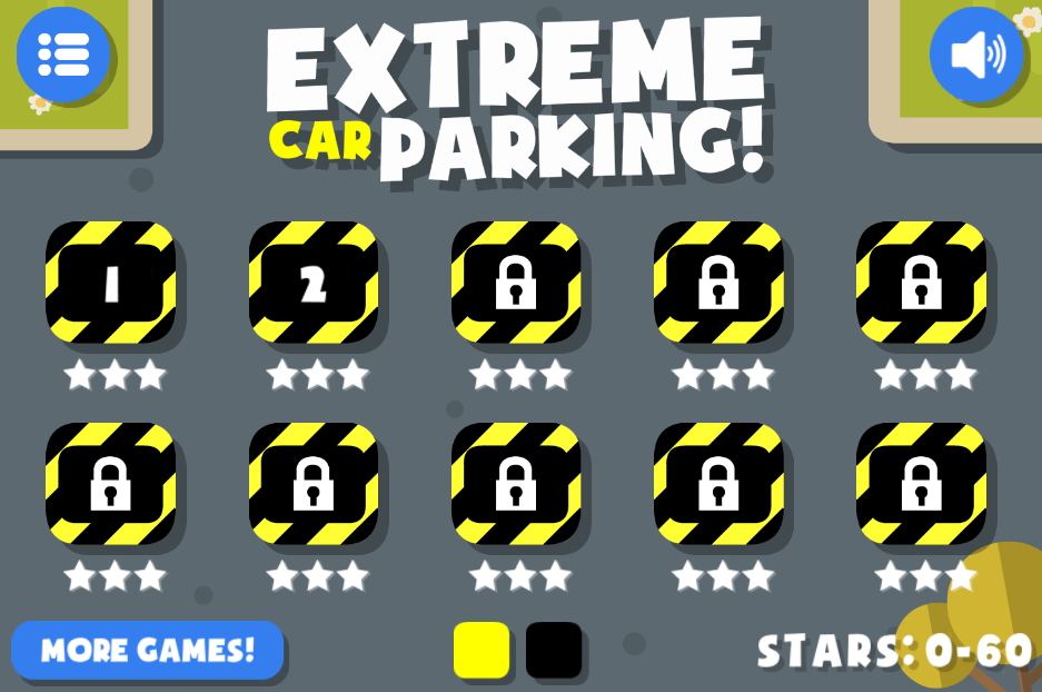 parking games online