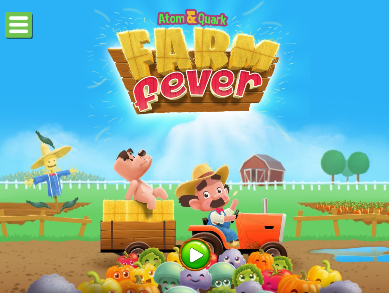 Game Antom and Quark: Farm fever