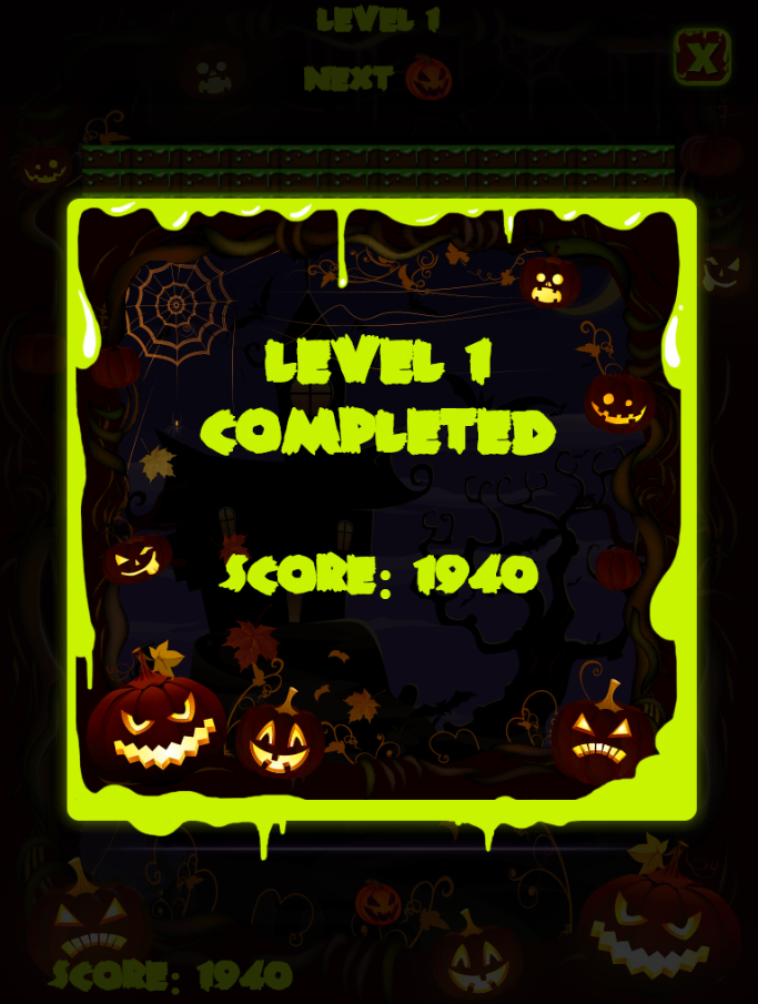 game halloween shooter