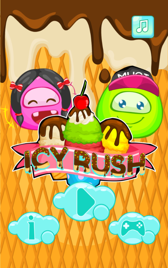 Game Icy Rush