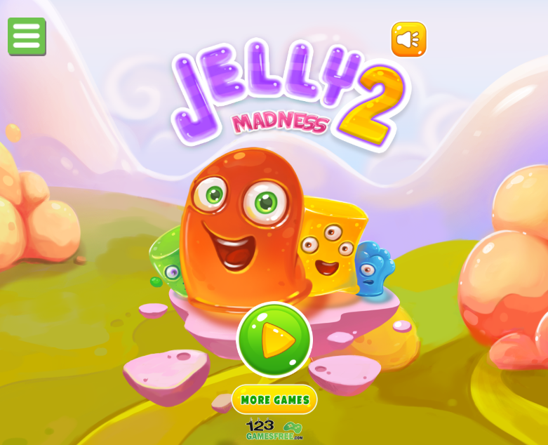 Game Jelly Madness 2