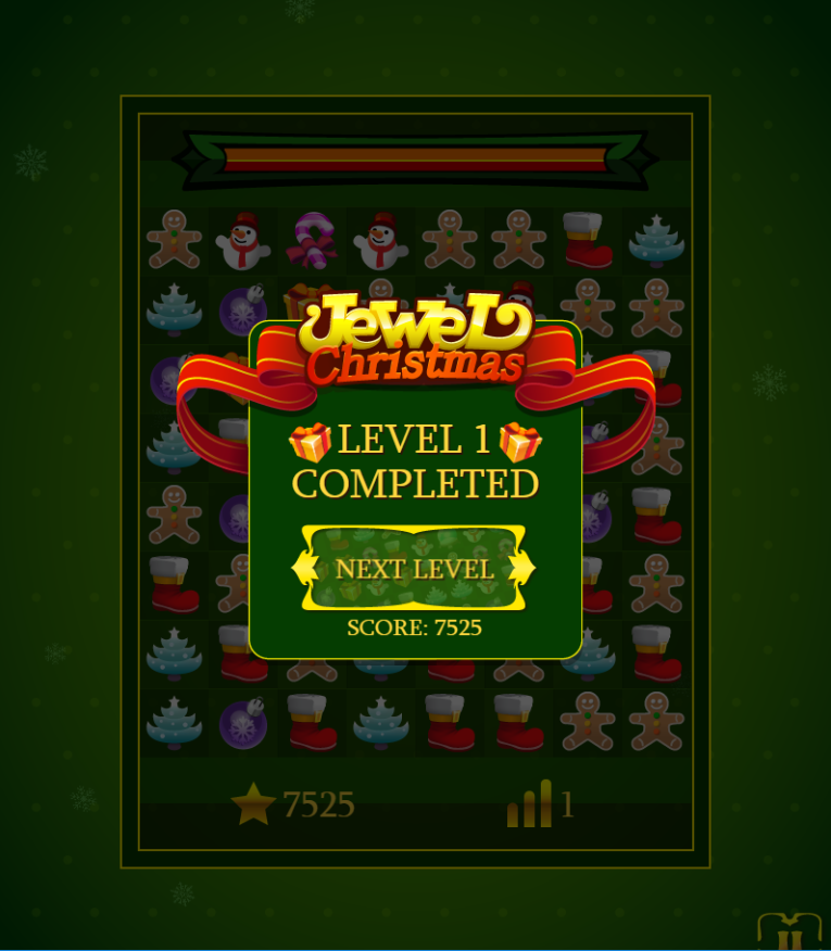 Game Jewel Christmas