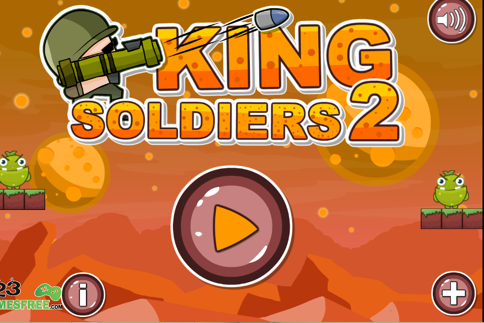 game King soldiers 2