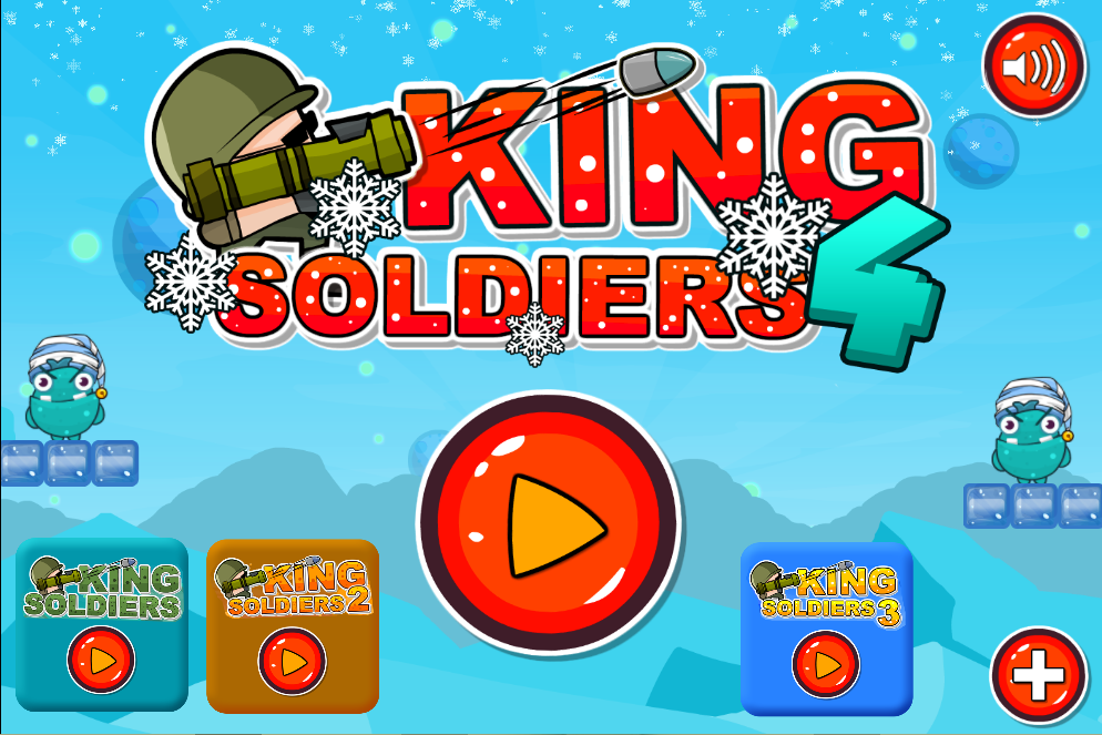 game King Soldiers 4