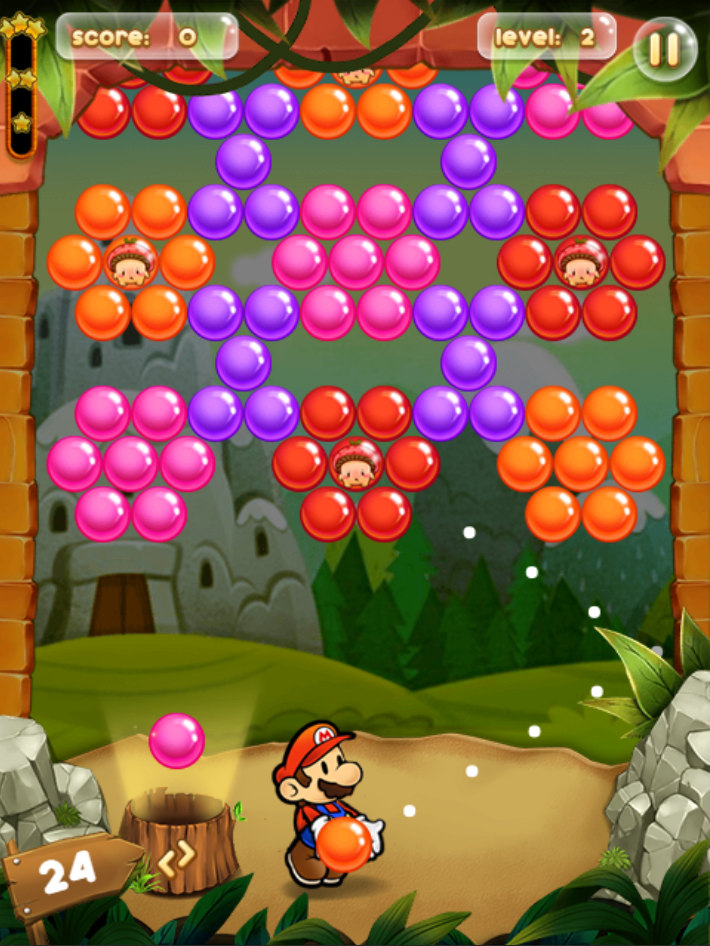 Bubble pop games online