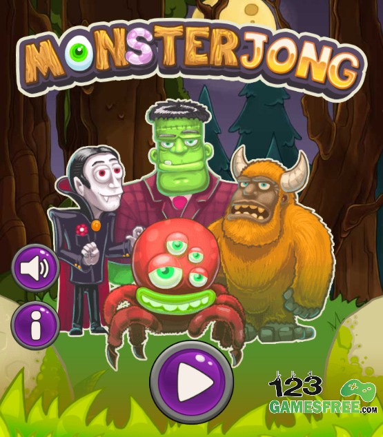 monster games for kids