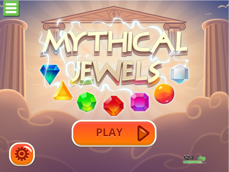 Game Mythical jewels