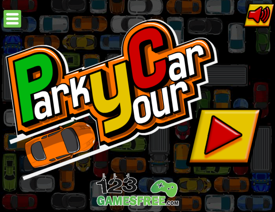 Car parking games free
