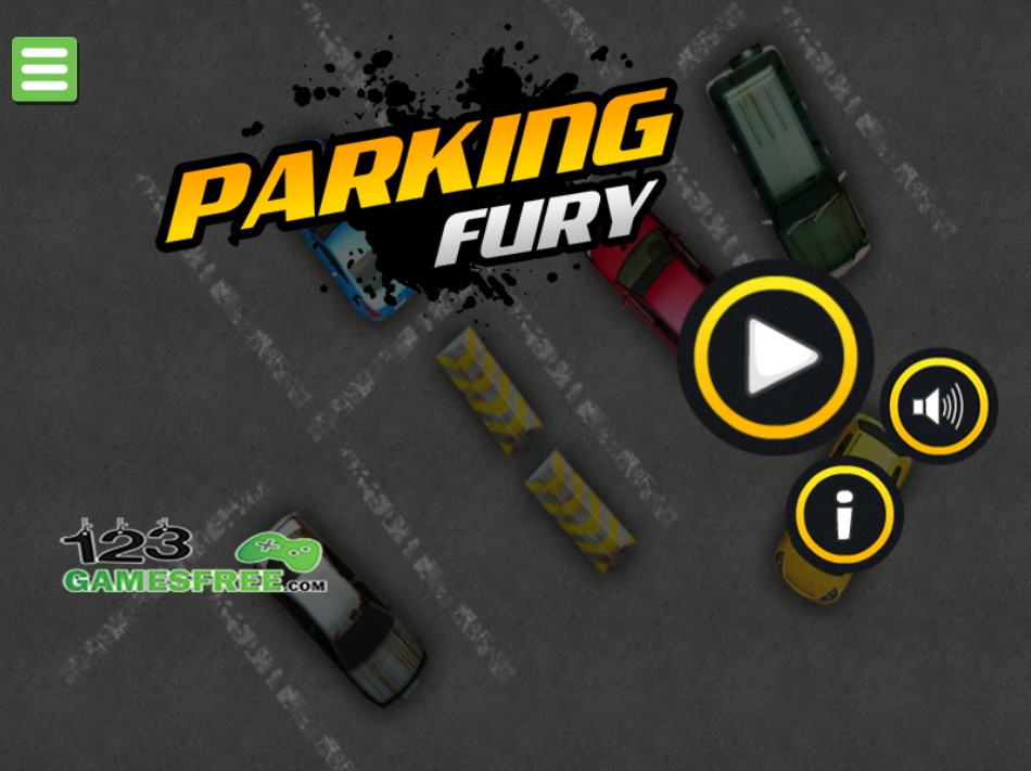 game parking fury 1