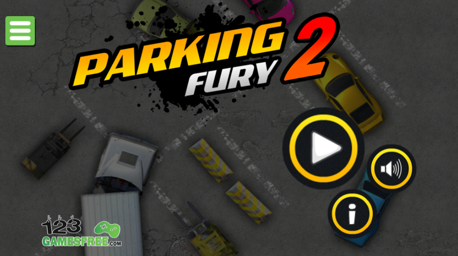 game parking fury 2