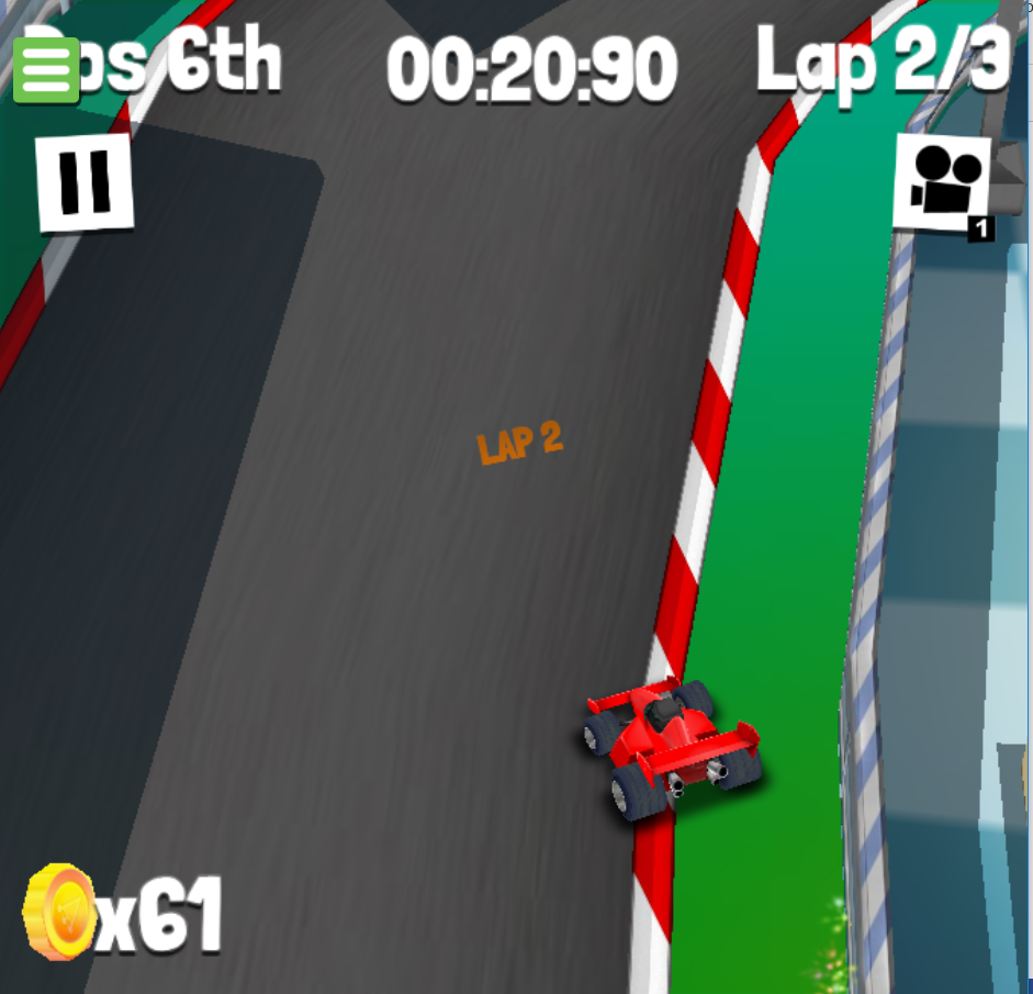 car racing games for kids