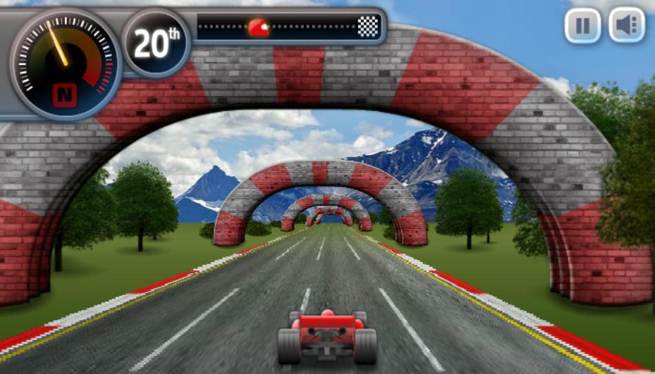 Nitro racing games