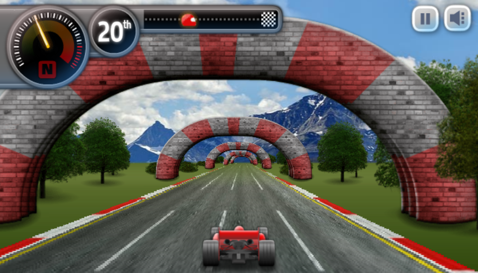 game racing nitro