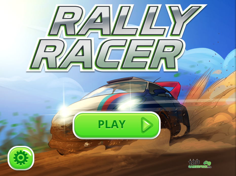 Rally car racing games